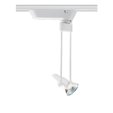 T630 Trapezia MR16 Trac Master Low Voltage Lamp Holder by Juno Lighting | T630-9-WH