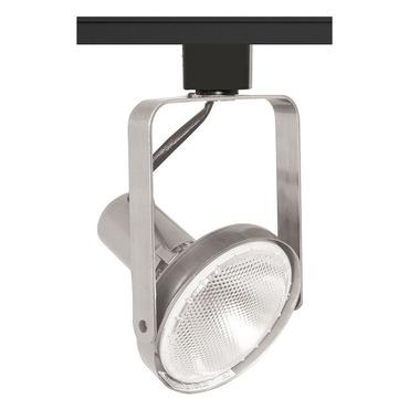 T689 PAR30 Front Lamp Gimbal Track Fixture 120V
