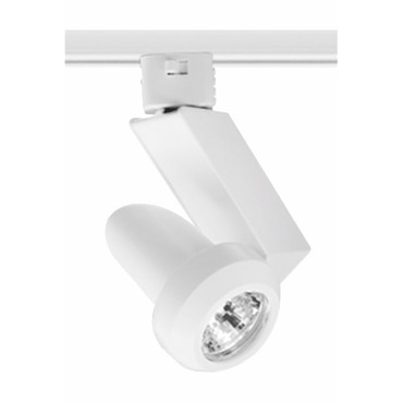 T809 Trac-Master Slant Low Voltage MR16 Lamp Holder by Juno Lighting | t809wh