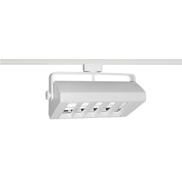 Trac-Master Biax Wall Wash Head by Juno Lighting | TBX18E-WH