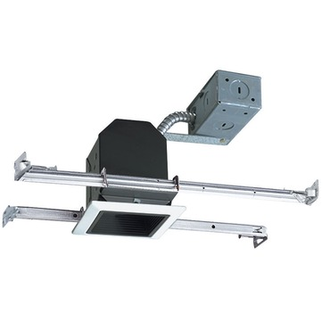 TC19 3 Inch Square Non-IC Housing And Trim