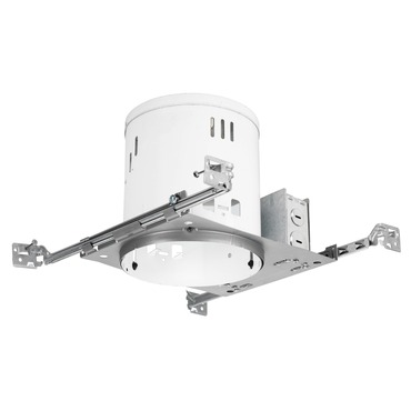 TC45 6 Inch MR16 Low Voltage Non-IC Housing