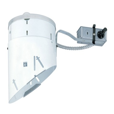 TC928R 6 Inch Slope Ceiling Non-IC Remodel Housing