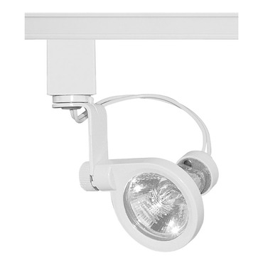 TL110 MR11 Mini-Gimbal Ring Track Fixture 12V by Juno Lighting | tl110wh