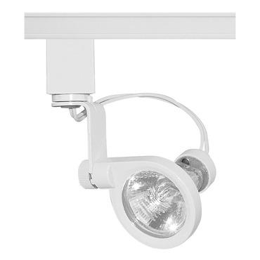 TL110 MR11 Mini-Gimbal Ring Track Fixture 12V by Juno Lighting | TL110WH