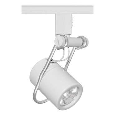 TL112 MR11 Mini Cylinder Track Fixture 12V by Juno Lighting | TL112WH