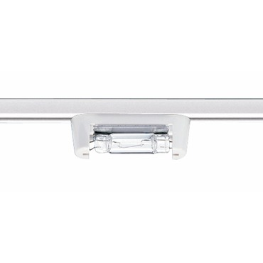TL211 Trac 12 Rigid Loop Lamp Holder by Juno Lighting | tl211wh