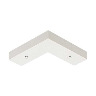 Trac 12 TL24 Right Angle Joiner by Juno Lighting | tl24wh