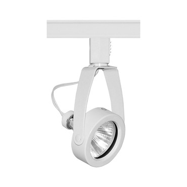 TL296 MR16 Open Back Gimbal Ring Track Fixture 12V by Juno Lighting | TL296WH