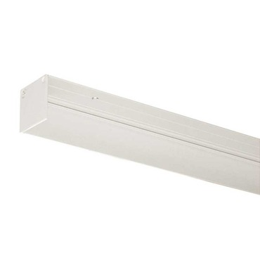 Trac 12 TL4000 Extruded Aluminum Fascia by Juno Lighting | TL4000WH