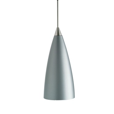 TLP315 Decorative Flute Metal Shade by Juno Lighting | TLP315SILVER