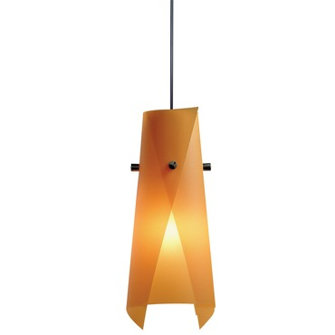 Decorative Low Voltage Wrap Pendant by Juno Lighting | tlp316orangepeel