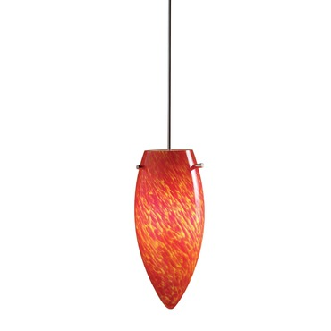 Decorative Low Voltage Flame Glass Pendant by Juno Lighting | TLP320INFERNO