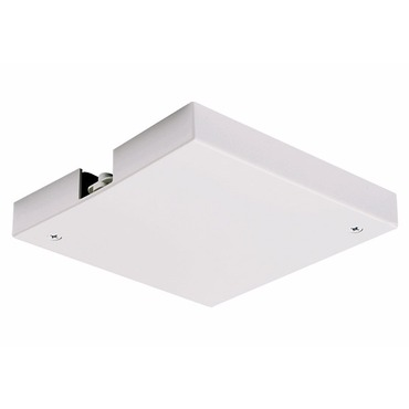 Trac 12/25 Outlet Box And T-Bar Ceiling Canopy