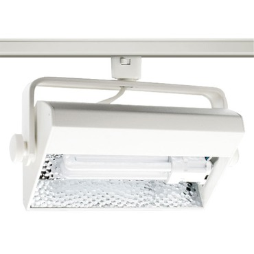 Trac-Master Mini Biax Wall Wash Head by Juno Lighting | tmbx26wh