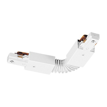 TU20 2-Circuit Trac Accordion Joiner  by Juno Lighting | TU20WH