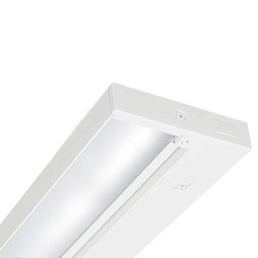 ULH Pro-Series Halogen 1-Lamp Undercabinet Light by Juno Lighting | ULH109WH