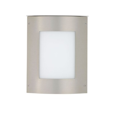 Moto Squares Outdoor Wall Sconce