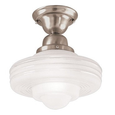 Diner Semi Flush Ceiling