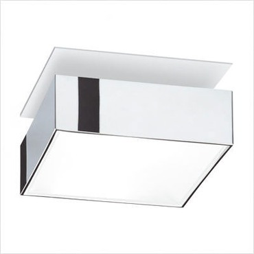 Basiko Square Wall or Ceiling Lamp