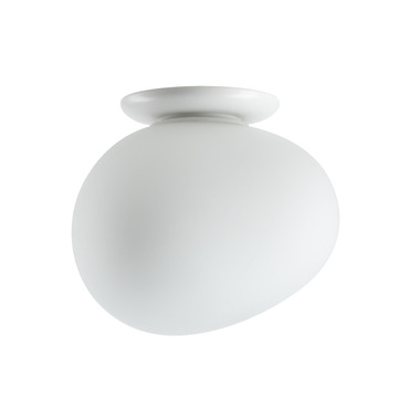Gregg Piccola Ceiling Flush Mount by Foscarini | 1680052 10 UL