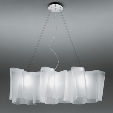 Logico Triple Linear Suspension by Artemide | 0455028A