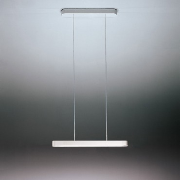 Talo Linear Suspension Light by Artemide | 0599018A