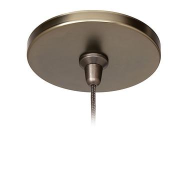 FJ 4 Inch Round Flush Canopy