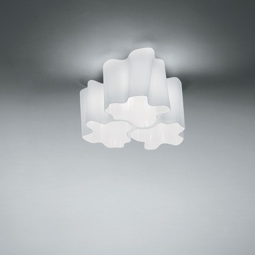Logico Micro Triple Nested Ceiling Mount by Artemide | 0645028A