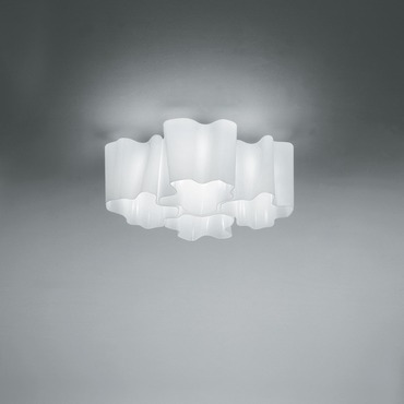 Logico Micro Quad Nested Ceiling Mount by Artemide | 0647028A