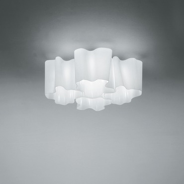 Logico Mini Quad Nested Ceiling Mount by Artemide | 0695028A