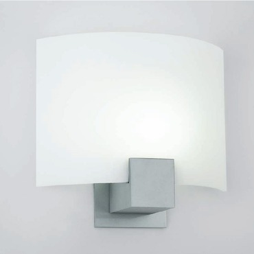 Dupla Curved Wall Light