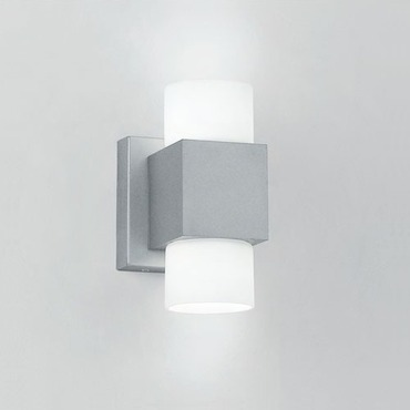 Dupla Halogen Double Wall Light
