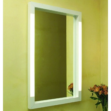 Rezek 42 X 42 Fluorescent Wall Mirror