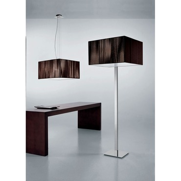 Clavius Square Floor Lamp by Axo Light