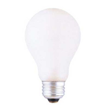 A19 Medium Base 60W 120V Soft White