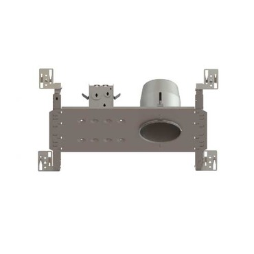 Evolution 3.5 IN 9.8W MR16 LED IC New Construction Housing by Contrast Lighting | NW3000T-LED