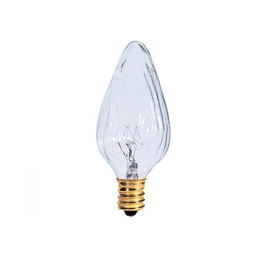 Fiesta F10 Candelabra Base 25W 120V by Bulbrite | 420125