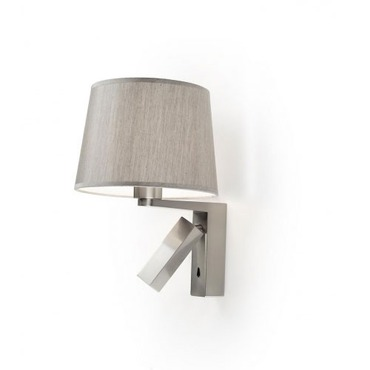 Aluminum Hall Wall Lamp