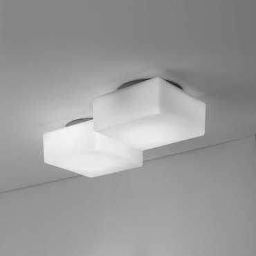 Quadris Ceiling or Wall Light