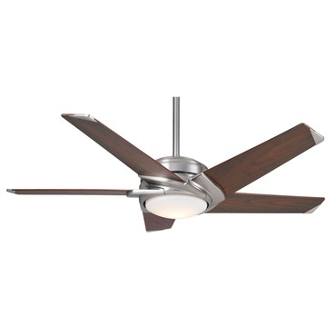 Stealth DC LED 5-Blade Ceiling Fan