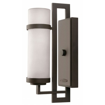 Cordillera Outdoor Wall Sconce