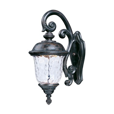 Carriage House Outdoor Hanging Wall Sconce