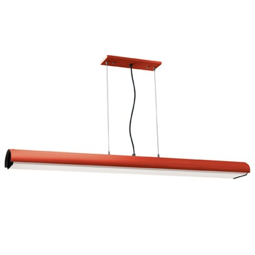 Over-Counter Linear Suspension by Blackjack Lighting | VCL-49L-RD