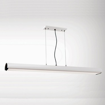Over-Counter Linear Suspension by Blackjack Lighting | VCL-49L-WH
