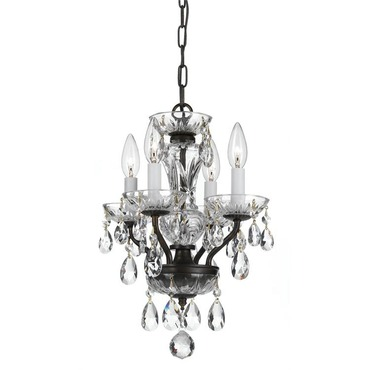 Traditional Mini Chandelier