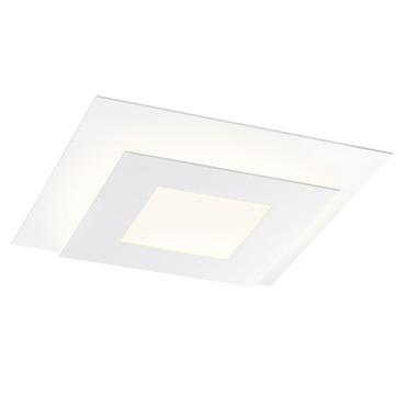 Offset ceiling light