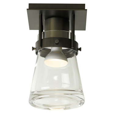 Erlenmeyer Semi Flush Mount