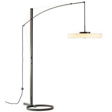 Disq Arc LED Floor Lamp