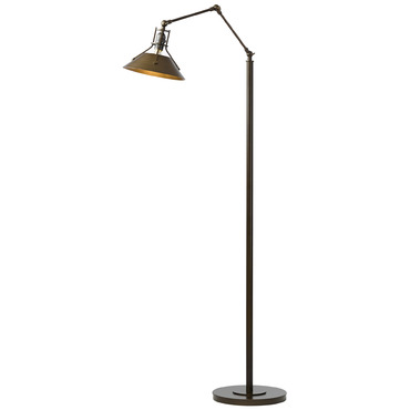 Floor reading task lamps by hubbardton forge